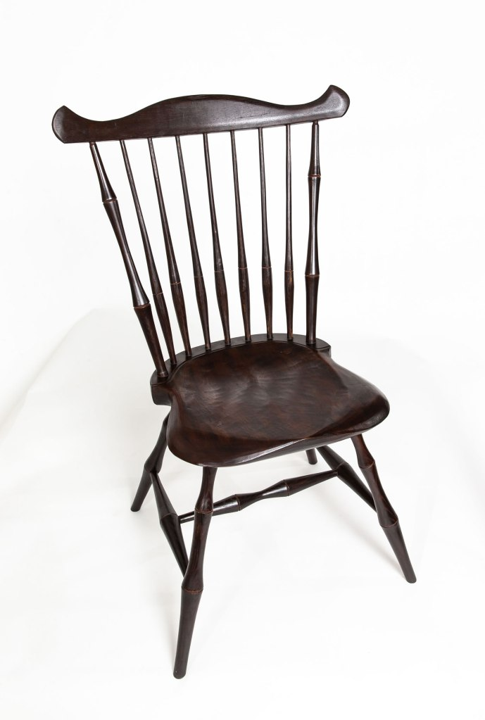 Windsor kitchen chair - handcrafted
